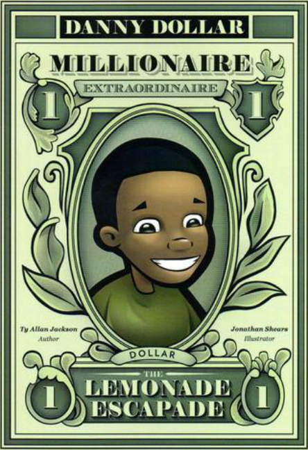 Danny Dollar book cover