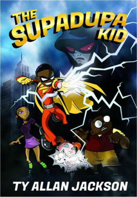 Supadupa kid book cover